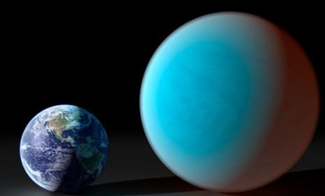 Roughly one-third of 55 Cancri e's mass comes from diamonds.