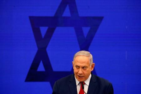 Factbox: Netanyahu's West Bank pledge alarms Middle Eastern states