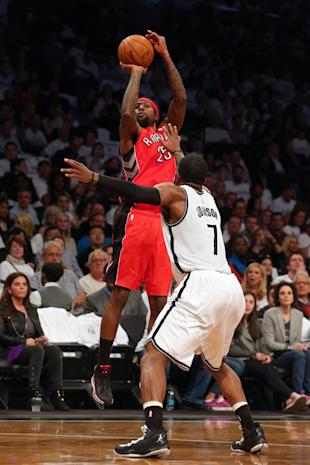 The Pelicans hope John Salmons can space the floor at the three spot. (Brad Penner-USA TODAY Sports)