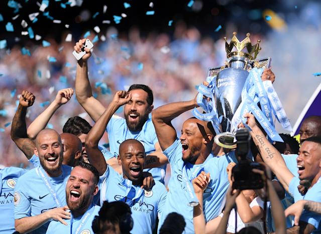 The English Premier League has come a long way in a quarter-century. (Getty)