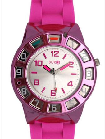 """<p><strong>Image courtesy : iDiva.com</strong></p><p><strong>What:</strong> Pink watch<br /><strong>Why we like</strong>: Add this oversized trendy watch to your look to make a statement.<br /><strong>Price</strong>: Rs.8,900<br /><strong>Where to buy</strong>: Yehbhi.com<br /><br /><strong>Check out <a href=""""http://idiva.com/photogallery-style-beauty/what-celebrity-watches-say-about-their-personality/21725"""" target=""""_blank"""">What Celebrity Watches Say About Their Personality</a></strong></p><p><strong>Related Articles - </strong></p><p><a href='http://idiva.com/news-style-beauty/stylish-necklaces-to-flaunt-this-season/21158' target='_blank'>Stylish Necklaces to Flaunt This Season</a></p><p><a href='http://idiva.com/photogallery-style-beauty/wear-pretty-pink-for-breast-cancer-awareness-weekly-loot/24828' target='_blank'>Wear Pretty Pink for Breast Cancer Awareness [Weekly Loot]</a></p>"""