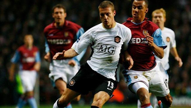 <p>Vidic played exactly 300 times for Manchester United after signing from Spartak Moscow for £7m in January 2006. </p> <br><p>The Serbian was a stalwart in a Manchester United team who ended up winning five Premier League titles (2007, 2008, 2009, 2011, 2013), three League Cups (2006, 2009, 2010) and a Champions League (2008). </p> <br><p>He left United in the summer of 2014 before retiring eighteen months later.</p>