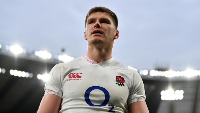 Owen Farrell insists pumped-up England paid no attention to outside pressure