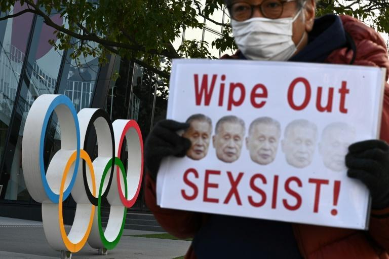 Campaigners say only a complete shake-up by Tokyo Olympics organisers can bring about real change