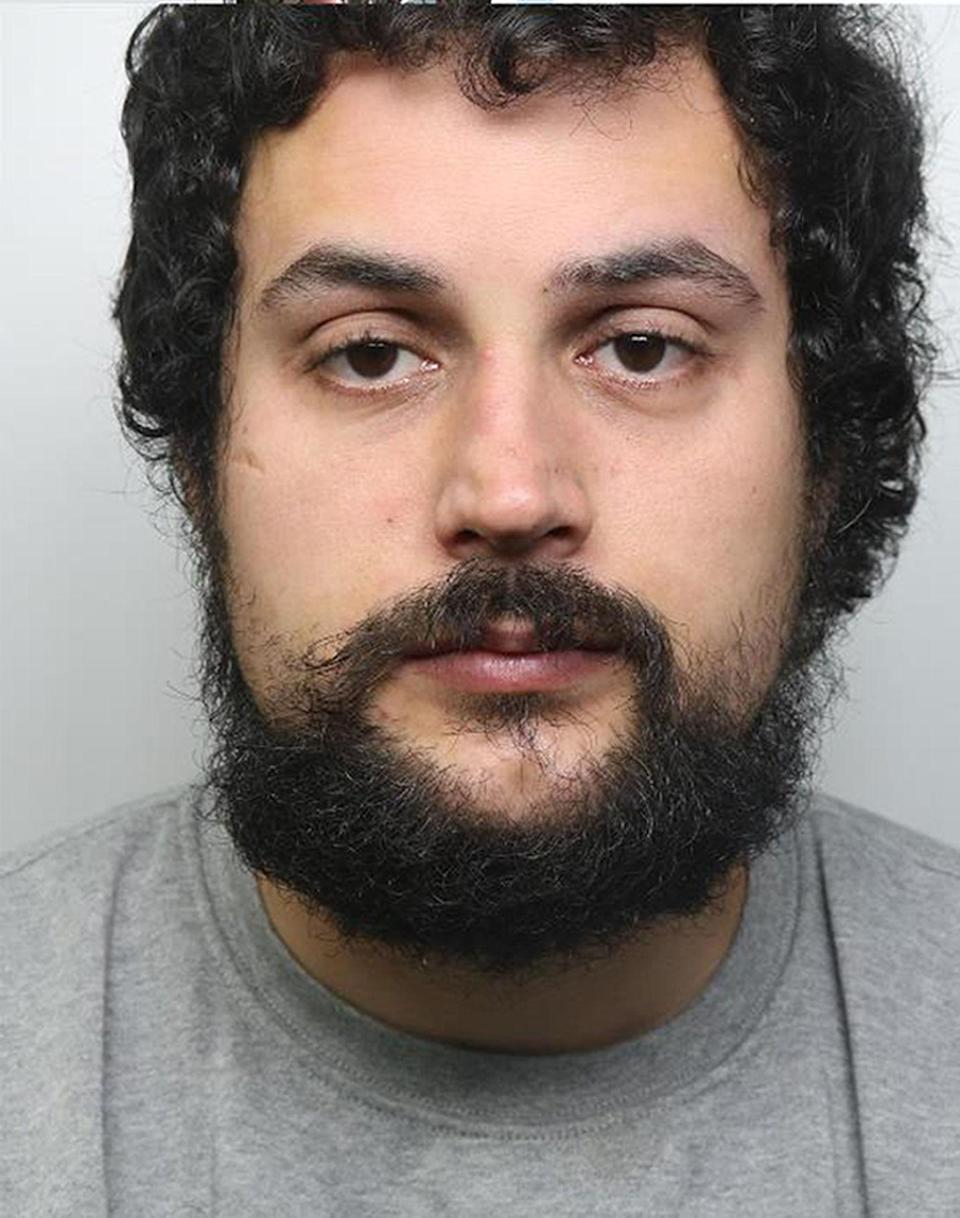 Alencar admitted pushing a commuter into the path of an oncoming Tube train (PA)