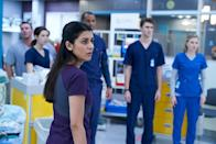 <p>If there ever was a time for a TV show that shows the strength and resilience of nurses, this is it. NBC's new series follows the lives and careers of five young nurses working on the frontlines of a bustling Toronto hospital. </p> <p><em>10 p.m. ET on NBC (then moving to Tuesdays at 10 p.m. ET starting January 5)</em></p>