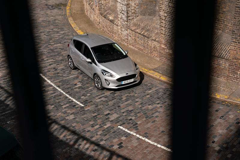 Ford Fiesta Trend exterior