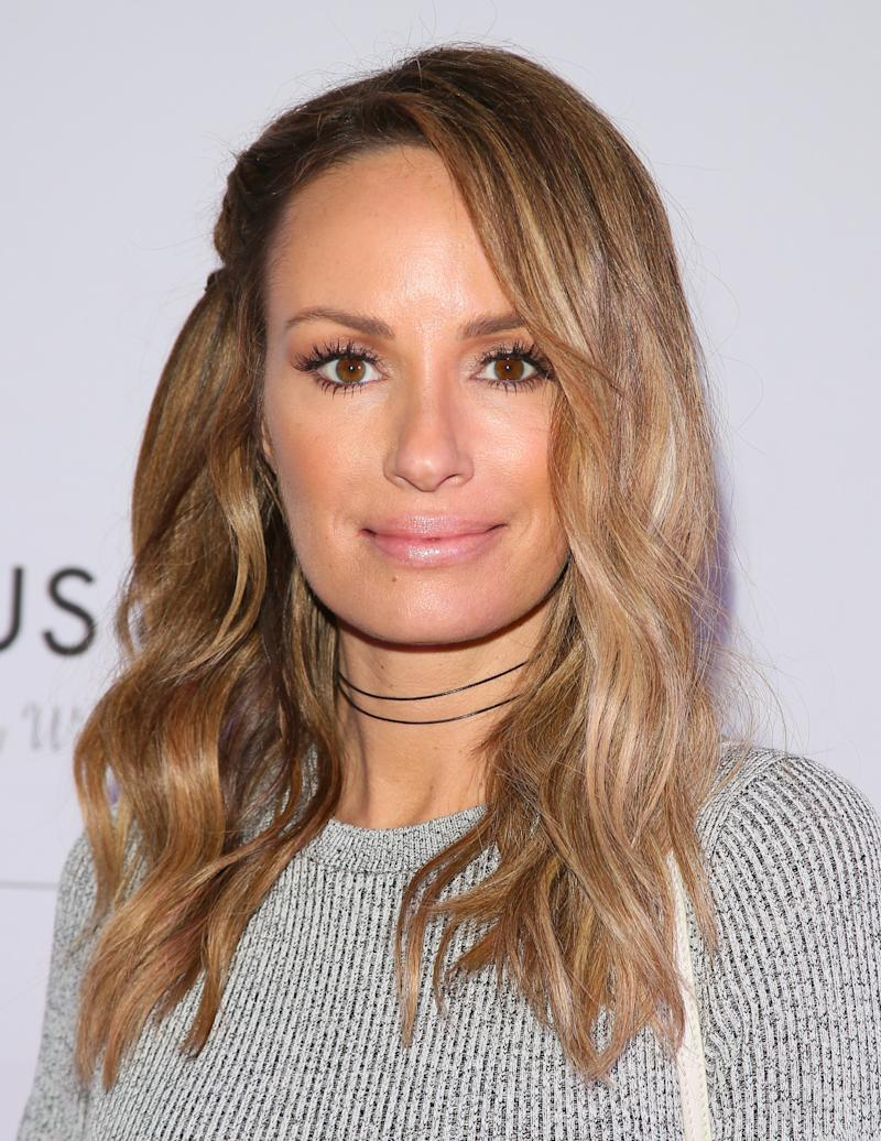 Catt sadler on being a slave to hair extensions and bathing in spf view photos pmusecretfo Images