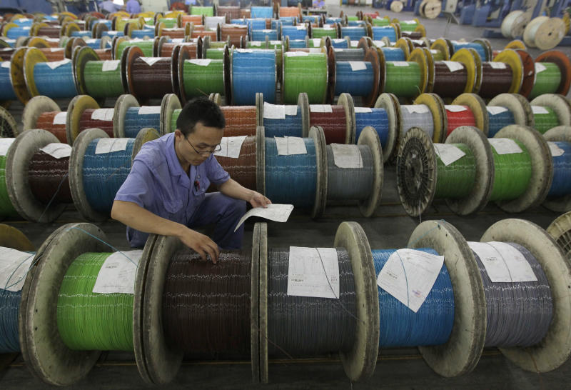 China's Q1 economy shrinks 6.8%, first contraction in decades