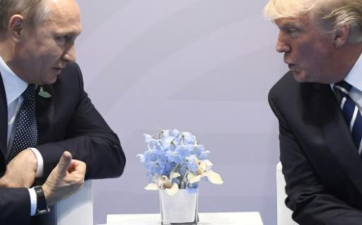 Trump says time to work 'constructively' with Russia