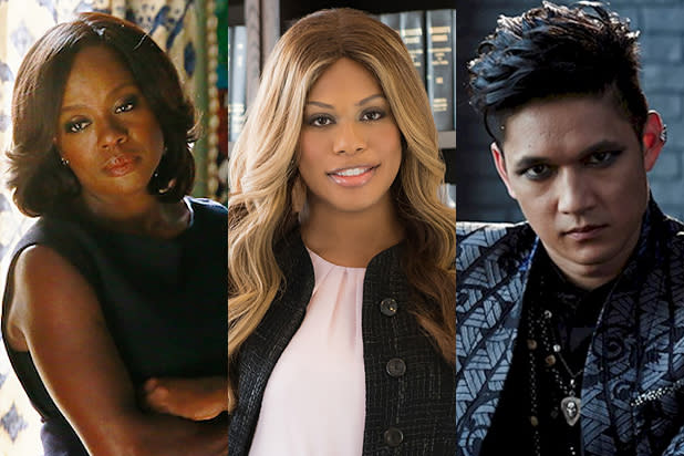 TV has more LGBTQ characters than ever, GLAAD reports