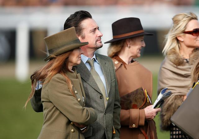 Horse Racing - Cheltenham Festival - Cheltenham Racecourse, Cheltenham, Britain - March 15, 2018 Presenter Richard Hammond at Cheltenham Festival Action Images via Reuters/Matthew Childs