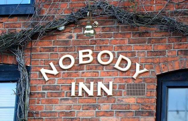 The Nobody Inn Free House in Grantham