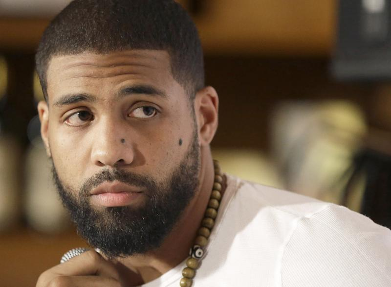 Sweet investment: former NFL running back Arian Foster is backing a lemonade company. (AP)