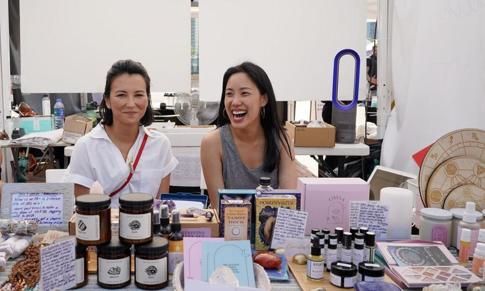OMSA founders Coco Chan and Valerie Ho. (PHOTO: OMSA)