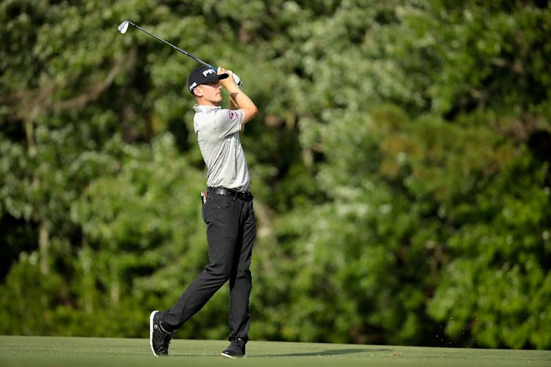 McGirt, Hughes tied for lead at Players Championship
