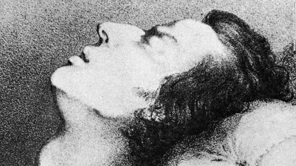 """<p>A drawing of Polish-born composer and pianist Frederic Chopin on his deathbed in 1849.</p><div class=""""cnn--image__credit""""><em><small>Credit: Kean Collection/Archive Photos/Getty Images / Getty Images</small></em></div>"""