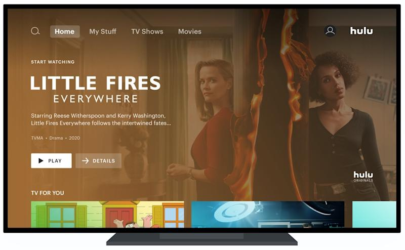 Hulu has been in the streaming space for some time, and still hasn't gotten as much love as the likes of Netflix. That said, it offers some impressive originals, and a host of great Fox and FX shows. (Image: Hulu)