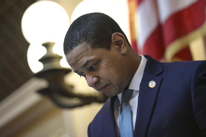 <span>Meredith Watson says that Virginia lieutenant governor Justin Fairfax raped her while they were students at Duke. (Getty)</span>