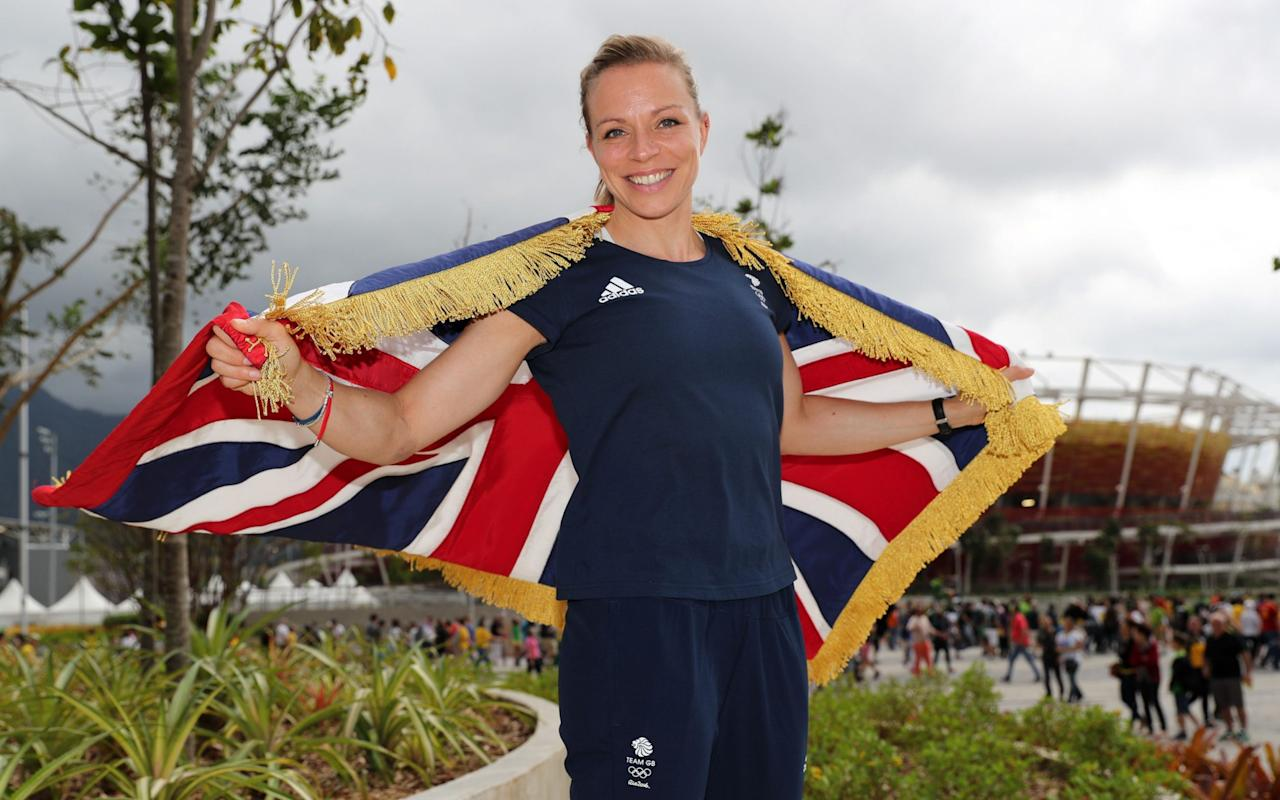 Kate Richardson-Walsh: 10 fitness tips from the Olympic hockey star