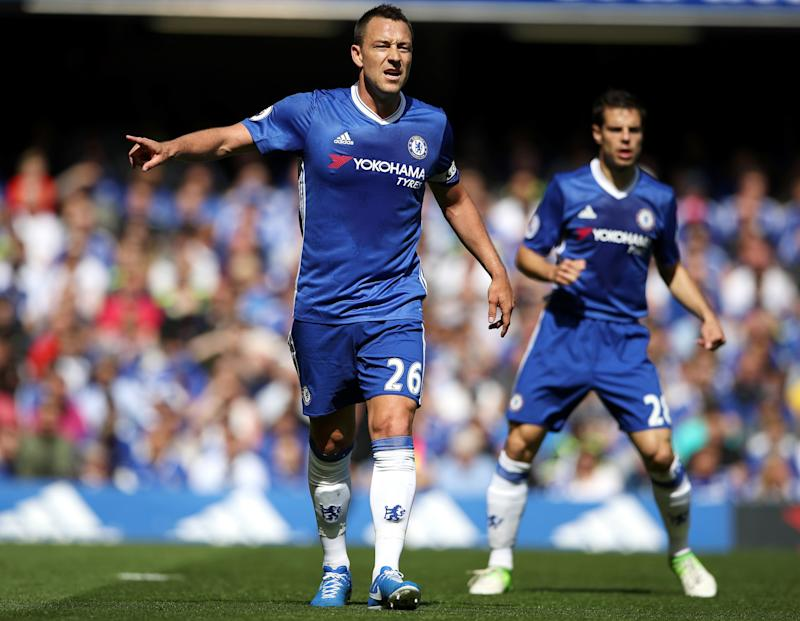 John Terry has left Chelsea after a glittering career