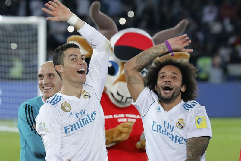 964e5d108 Real Madrid star Marcelo wants reunion with Ronaldo