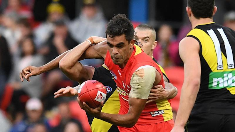 Jack Martin has joined Carlton from Gold Coast in the AFL pre-season draft