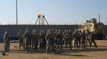 U.S. forces to stay in Iraq as long as needed - spokesman