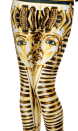 """<div class=""""caption-credit"""">Photo by: blackmilkclothing.com</div><div class=""""caption-title"""">King Tut leggings, $71</div>Walk like an Egyptian. (Do you think the pharaohs imagined spending the afterlife on a couple of thighs?) <br>"""