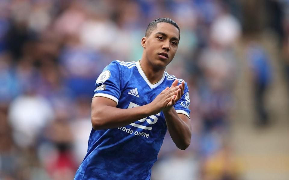 Youri Tielemans - GETTY IMAGES