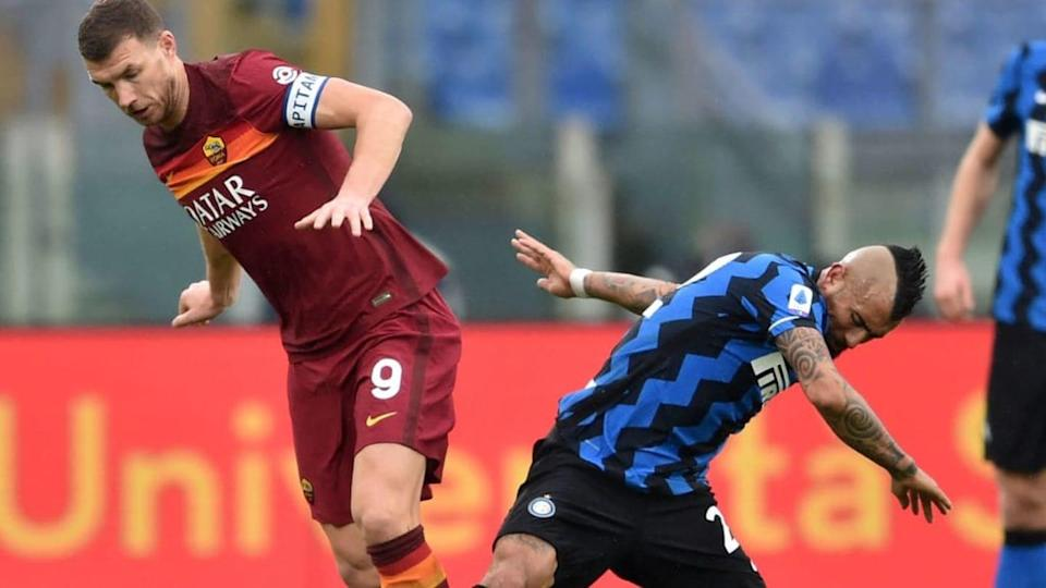 Roma-Inter | Giuseppe Bellini/Getty Images