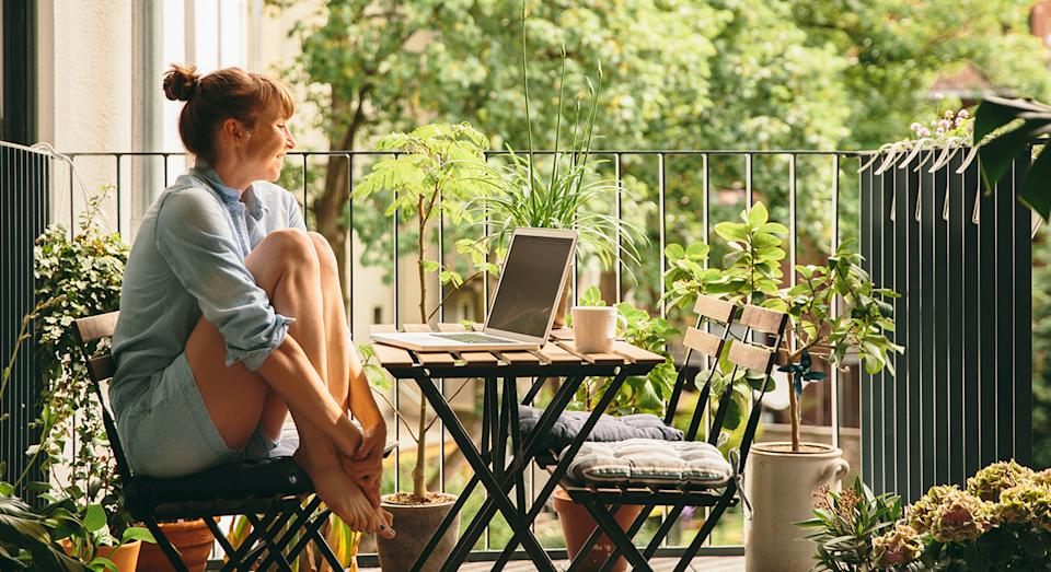 Looking to transform your outdoor space? Marks and Spencer has a whole host of furniture for balconies, patios and gardens. (Getty Images)