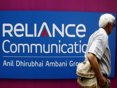 RCom shares jump after Mukesh Ambani bails out brother Anil on Ericsson dues; rises as much as 10%