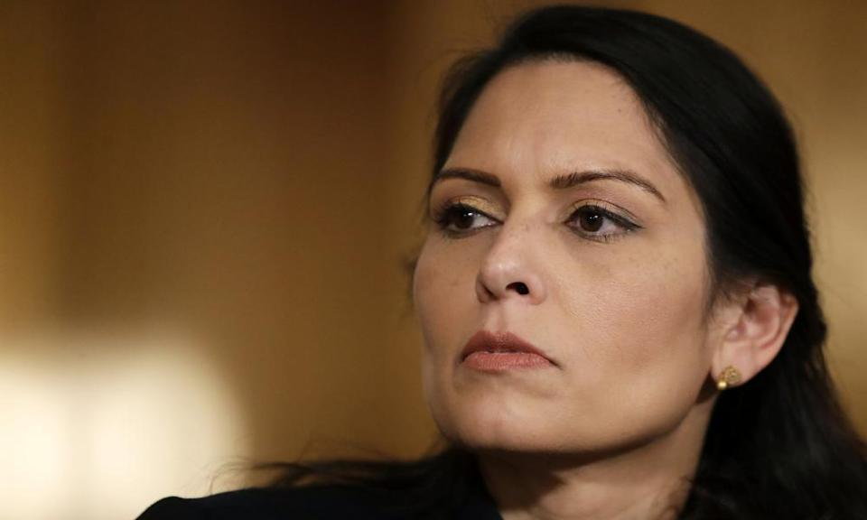 Priti Patel was informed of concerns from a coroner that officials attempted to remove witnesses who were due to give evidence.