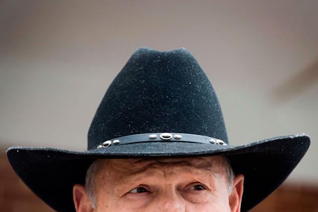 Roy Moore's legal fees keep piling up.
