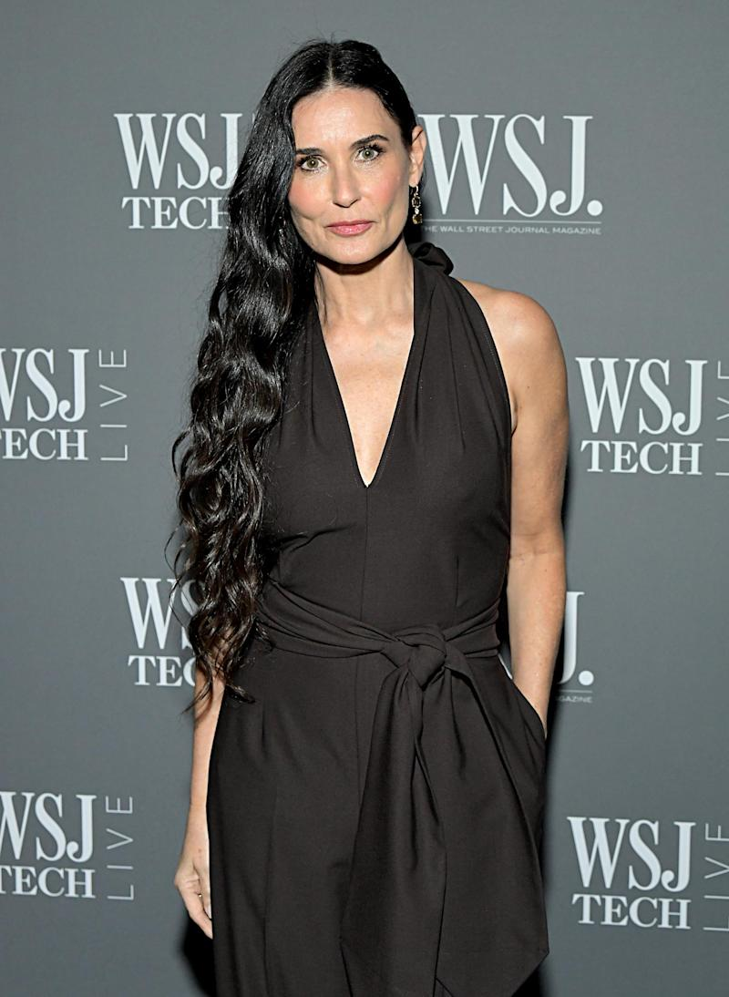 Demi Moore in 2019 (Getty Images)