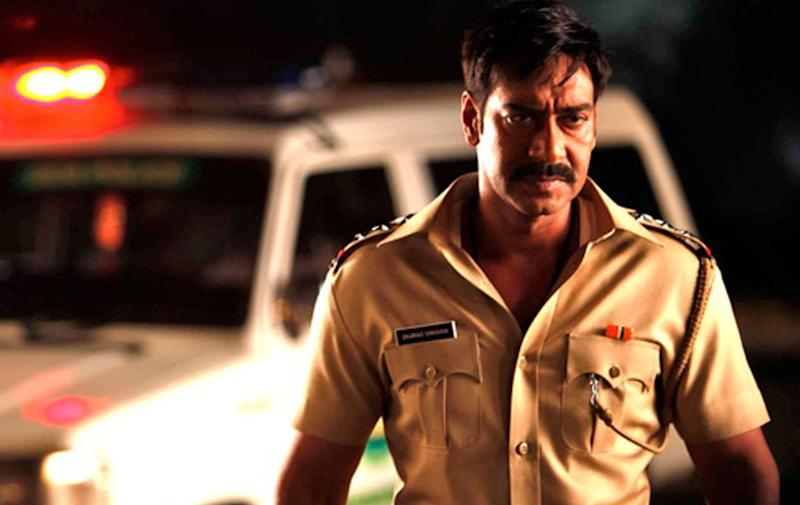 Ajay Devgn beefs up for Singham