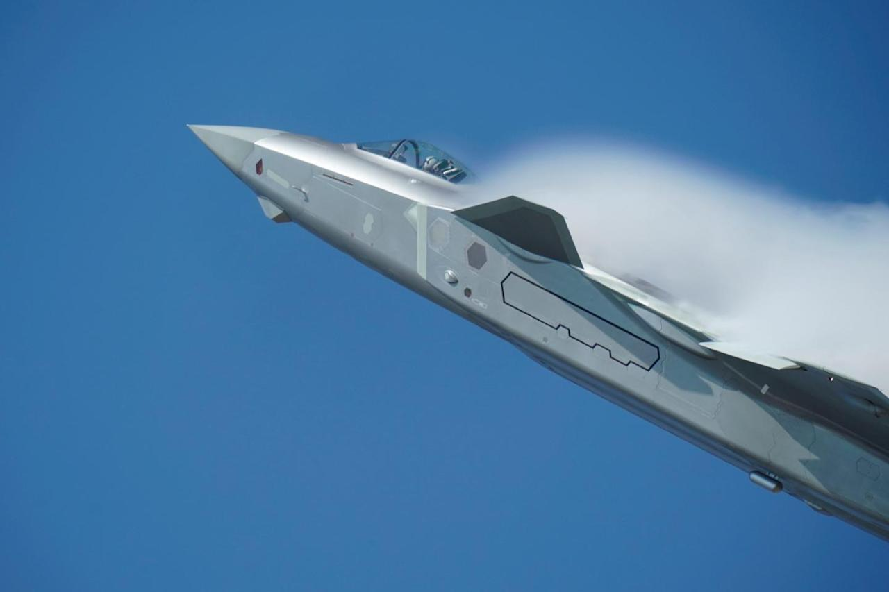 Did Chinese Scientists Just Create a New Material to Build 'Super' Stealth Fighters?