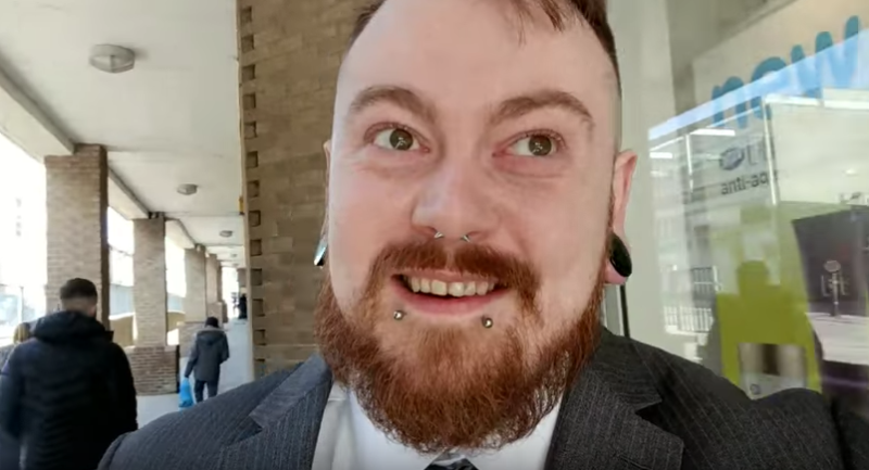 Mark Meechan's Nazi Dog Salute Video Earns Him Hate Crime Conviction