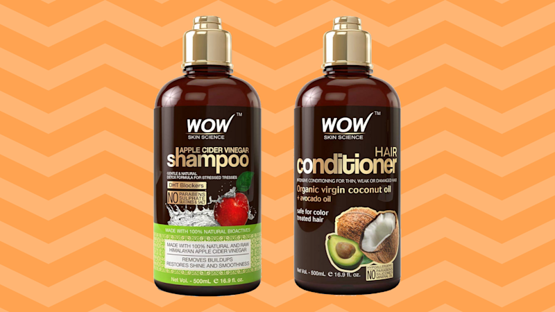 Save 44 percent on this incredible hair care set! (Photo: Amazon)
