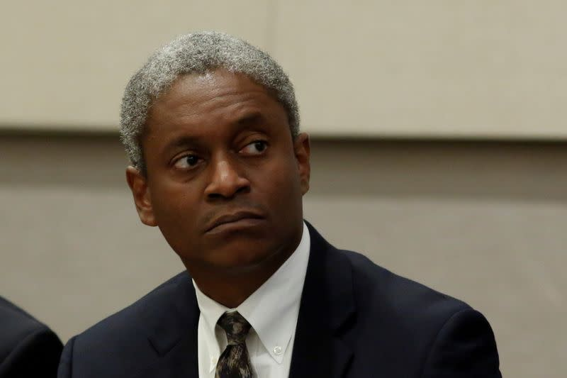 Fed's Bostic calls for end to racism, says Fed can play a role