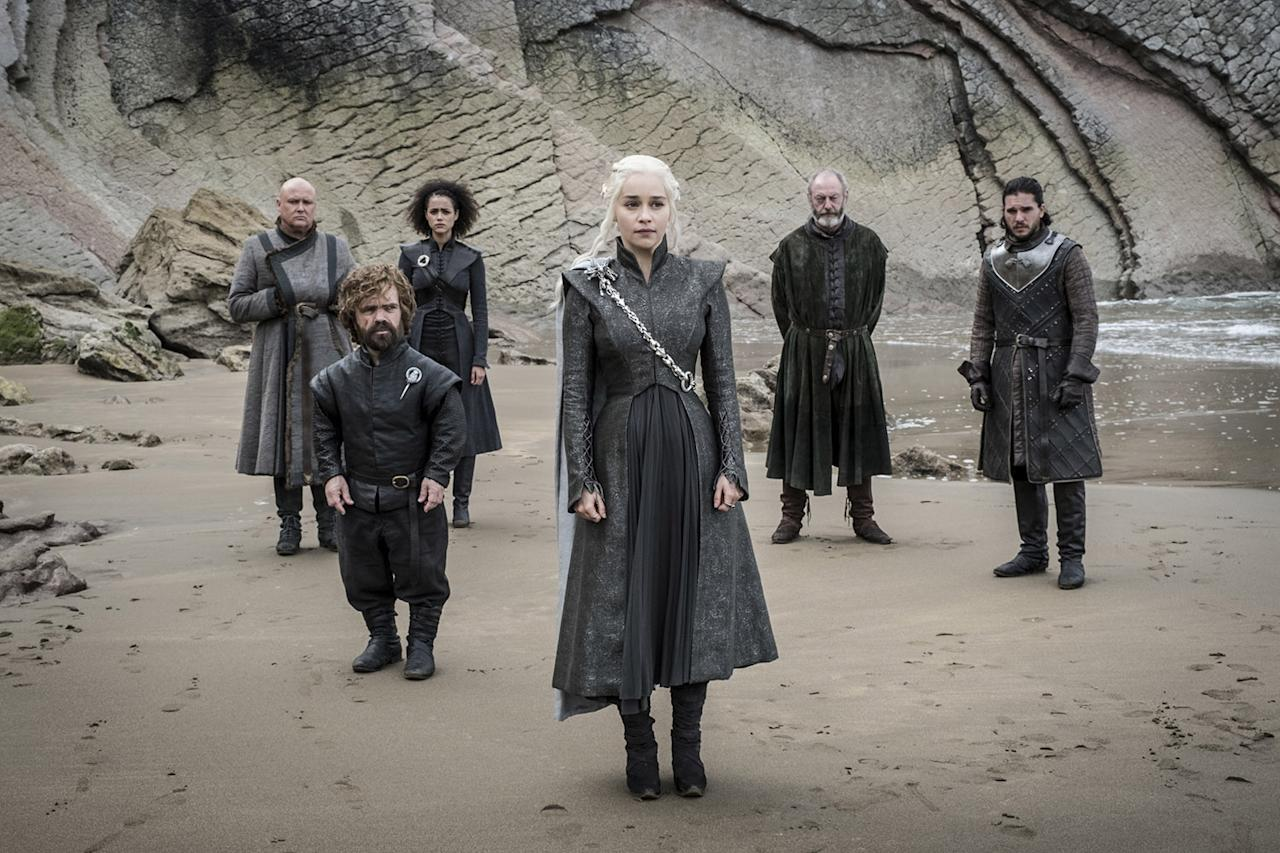 <p>HBO's Game of Thrones<br /> (Photo: Macall B. Polay/HBO) </p>