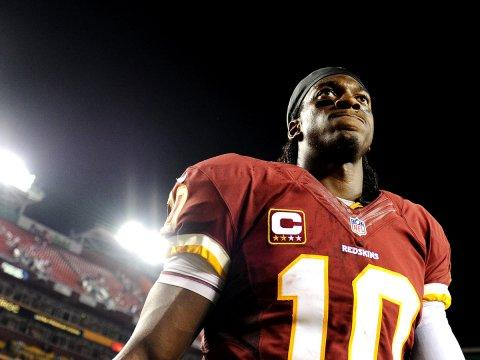 robert griffin iii washington redskins