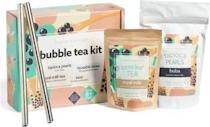 <p>Want to give your host the invaluable gift of a caffeine boost, but tea or coffee feels a tad overplayed? This <span>Flavor Purveyor Bubble Tea Kit</span> ($30) will be a welcomed addition to their daily routine. (Plus, this bundle even comes with two reusable straws that they can use over and over again.)</p>
