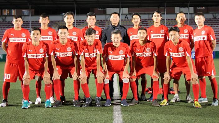 Bayangol is now a successful youth-focused club