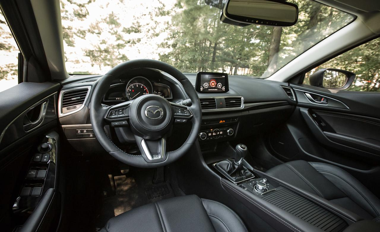 the best car interior available for under 30 000 is in a mazda. Black Bedroom Furniture Sets. Home Design Ideas