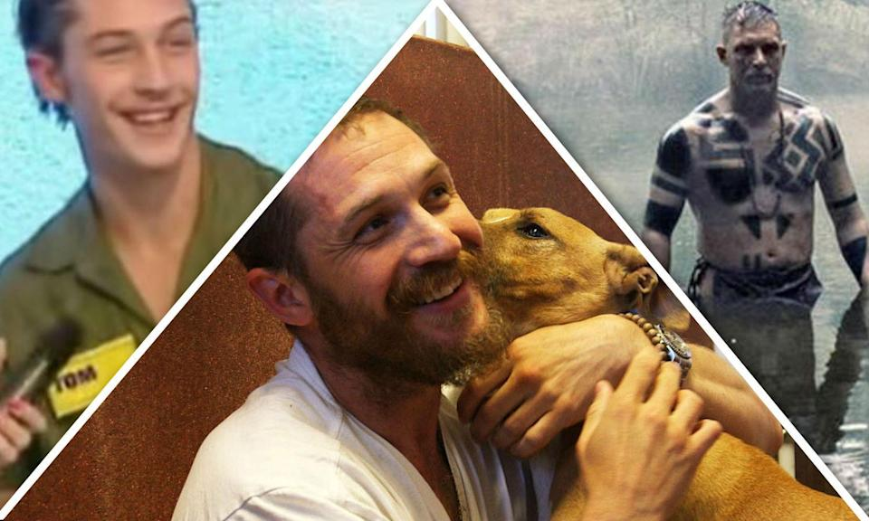 Tom Hardy facts you might not know