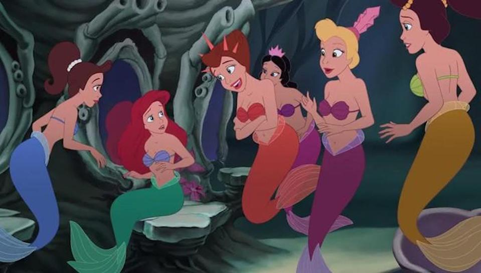 """""""The Little Mermaid: Ariel's Beginning"""" is an OK film with some of the best-looking animation."""