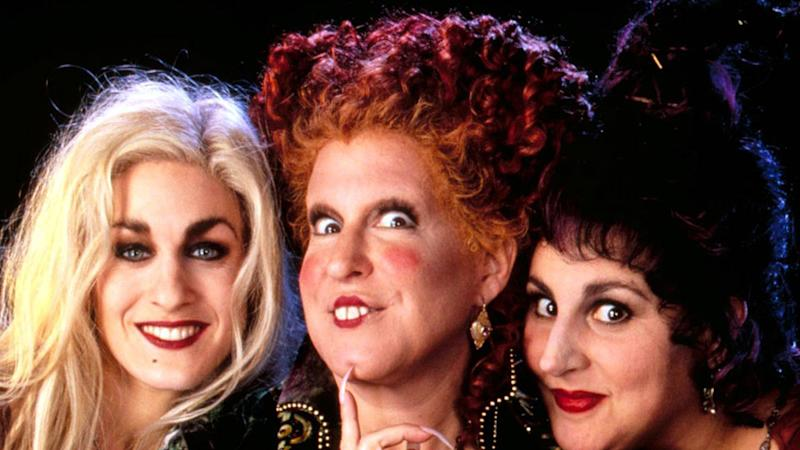 A 'Hocus Pocus' Sequel Is Coming & We're Struggling To Stay Calm