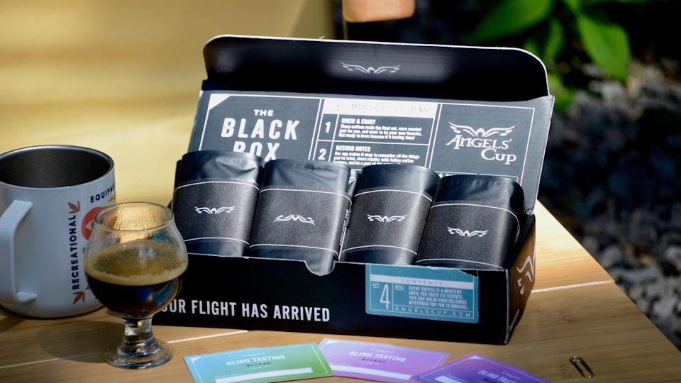 Best gifts for brothers: Angels' Cup Coffee